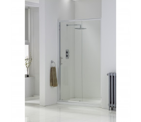 Iona A6 1600mm Sliding Shower Door