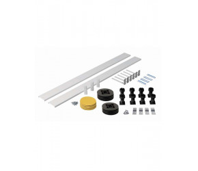 Iona 40mm Square And Rectangle Tray Easyplumb Riser Kit Up To 1200mm