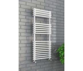 Kartell Kolumn White 500mm x 832mm Designer Towel Rail