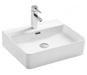 Kartell Essential 500mm 1 Tap Hole Counter Top Basin