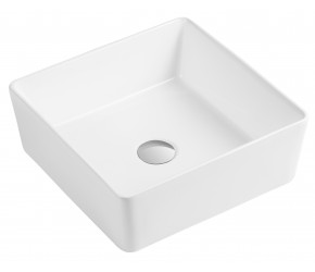 Kartell Lois Square 390mm Counter Top Basin
