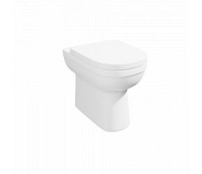 Kartell Lifestyle Height Back To Wall Toilet and Seat