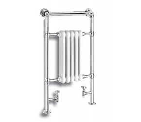 Reina Oxford Traditional Towel Radiator 960mm High x 538mm Wide