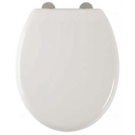 Roper Rhodes Thermoset Zenith soft-closing Plastic Toilet Seat (8702WSC)