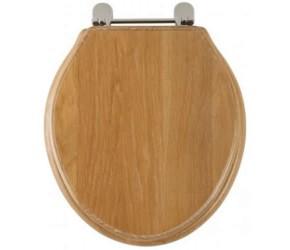 Roper Rhodes Limed Oak Wooden Greenwich Toilet Seat (8099LISC)