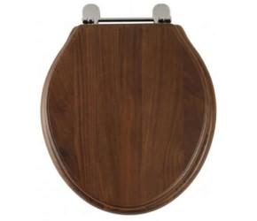 Roper Rhodes Walnut Wooden Greenwich Toilet Seat (8099AWSC)