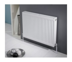 Kartell Kompact Double Panel Single Convector Radiator 400mm x 1000mm