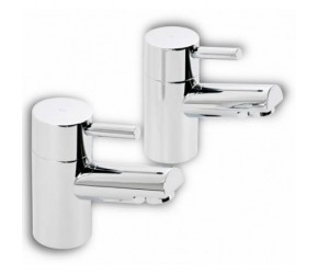 Cordoba Chrome Basin Taps
