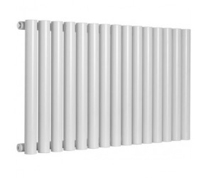 Reina Sena 550mm High x 1185mm Wide White Designer Radiator
