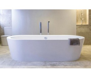 BC Designs Plazia Freestanding Bath 1780mm Long x 800mm Wide
