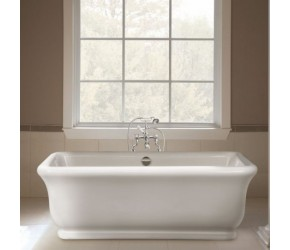 BC Designs Senator Solid Surface Thinn Bath 1804mm Long x 850mm Wide