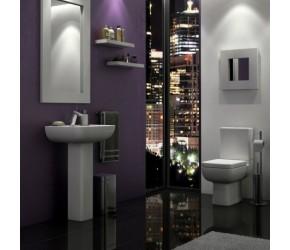 Kartell Options 600 4 Piece Bathroom Suite