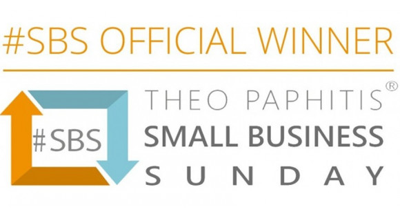 Designer Bathroom Store is a Small Business Sunday Winner!