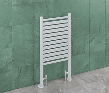 Eastbrook Termoli Freestanding Towel Rails