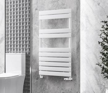 Eastbrook Addington Flat Panel Designer Towel Rails