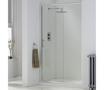 Iona A6 6mm Glass Sliding Shower Doors