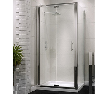 Iona A6 6mm Glass Bifold Shower Doors