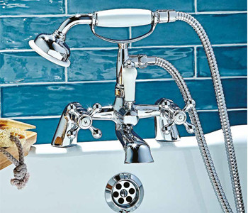 Iona Mito Traditional Bathroom Tap Collection