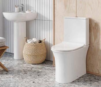 Iona Viva Rimless Bathroom Suites
