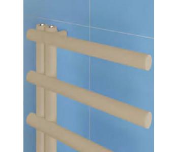 Eastbrook Marlow E Style Matt Cappuccino Towel Rails