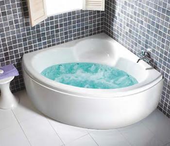 Eastbrook Corner Baths
