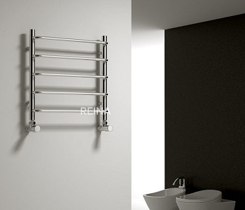 Reina Aliano Chrome Designer Towel Rails