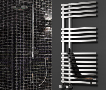Reina Felino Chrome Designer Heated Towel Rails