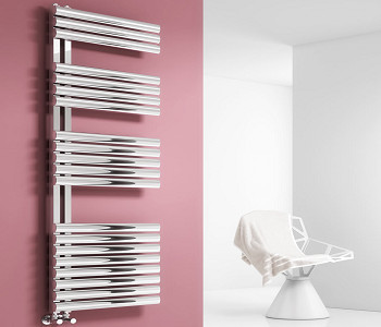 Reina Scalo Stainless Steel Towel Rails