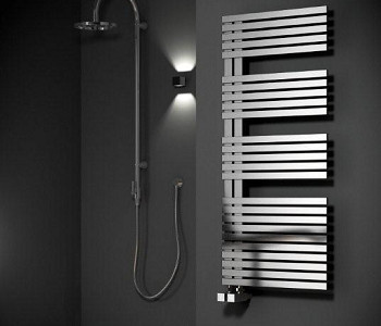 Reina Entice Brushed Stainless Steel Towel Rails