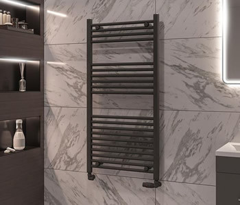 Anthracite Towel Rails