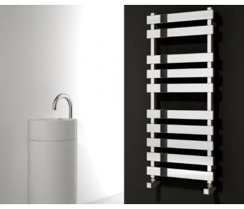 Reina Kreon Polished Stainless Steel Towel Rails