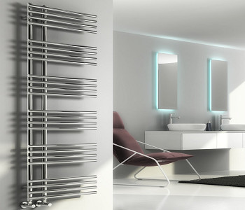 Reina Elisa Chrome Designer Towel Rails