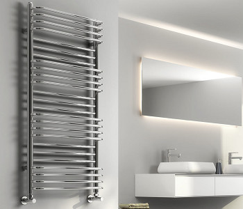 Reina Marco Chrome Towel Rails