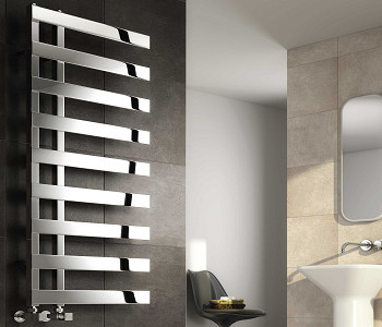 Reina Capelli Stainless Steel Towel Rails