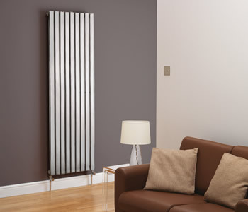 Kartell Boston Flat Panel Vertical Radiators