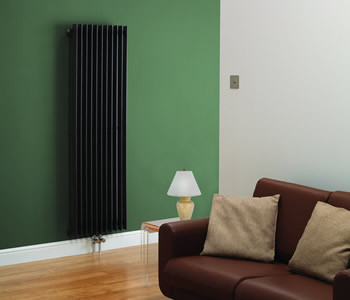 Kartell Los Angeles Anthracite Radiator
