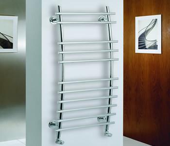 Kartell Phoenix Chrome Designer Towel Rail