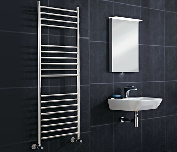 Phoenix Athena Stainless Steel Towel Rails