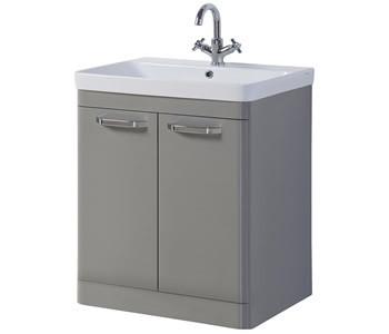Kartell Options Basalt Grey Bathroom Furniture