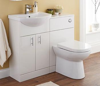 Kartell Jubilee White Bathroom Furniture