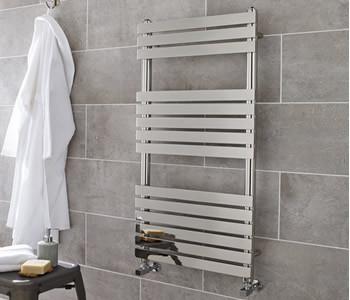 Kartell Memphis Chrome Designer Towel Rails