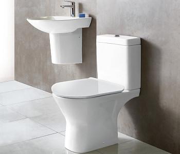 Phoenix Amore Toilets and Basins