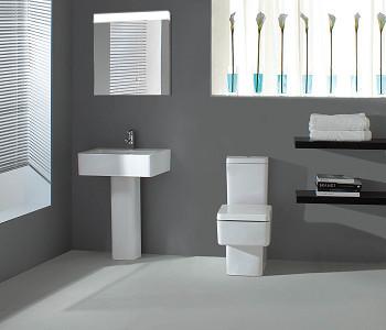 Phoenix Qube Toilets and Basins