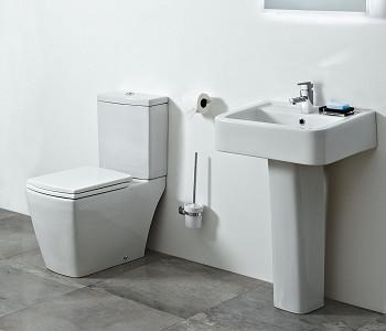 Phoenix Mac Q Toilets and Basins