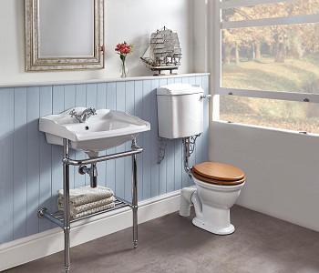 Phoenix Balmoral Toilets and Basins