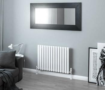 Eastbrook Tunstall Designer Towel Rails