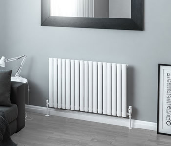Eastbrook Tunstall Designer Oval Tube Radiators