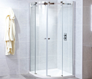 Phoenix Motion Frameless 8mm Glass Shower Enclosures
