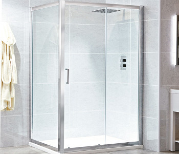 Phoenix Spirit Framed 8mm Glass Shower Enclosures