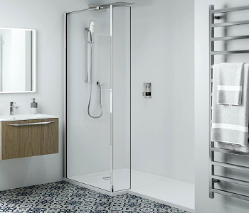 Phoenix Techno 10mm Walk-In Shower Enclosures